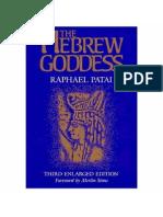 Hebrew Goddess Patai -