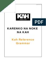 Kah Grammar