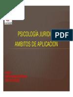 Psicologia Juridica MARIA ARREAZA
