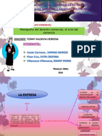 Derecho Comercial- Diapositivas- Empresario