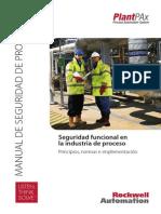 Seguridad Funcional en La Industria de Procesos