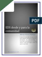 EDS Desde y Para La Comunidad