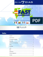 Fast Languages Informacoes