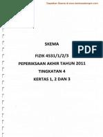 Kertas 1 Pep Akhir Tahun Ting 4 Terengganu 2011