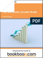 Stochastic Growth Model