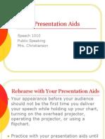 1 18 using presentation aids
