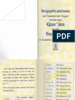 274 Supplications Ruqyah