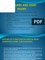 Fraktures and Joint Injuries