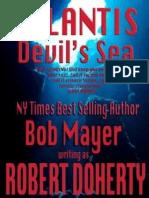 Atlantis Devil's Sea - Bob Mayer