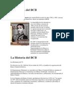La Historia Del BCB
