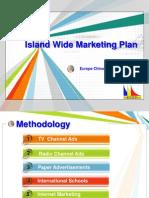 Island Wide Marketing Plan