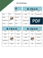 Islcollective Worksheets Beginner Prea1 Elementary a1 Kindergarten Elementary School Family Bingo 231394e541b755163b2 68131598
