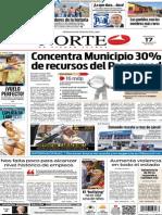 Periódico Norte edición del día 17 de agosto de 2014