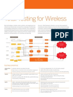 Aricent Testing for Wireless