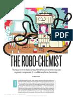 Robo Chemist
