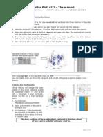 3dscatter Manual Remarks GD v2.1