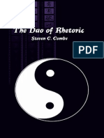 The Dao of Rhetoric - Steven C. Combs.pdf