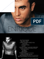 Digital Booklet - Enrique