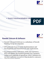 RTS Fault Management Presentation