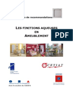 Guide Finitions Aqueuses
