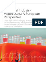 Chemical Industry Vision 2030 a European Perspective