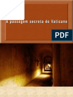A Passagem Secreta Do Vaticano