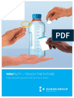 Duran Youtility Bottle System Brochure