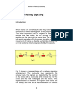 Basics of Railway Signaling