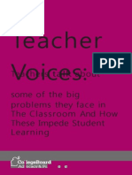 Teachers Voice