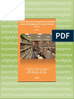 Pidato Bahasa Indonesia Pemberdayaan Perpustakaan Sekolah