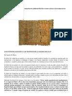 Los Eventos Celestes y Los Testigos de La Iglesia de Juan - Giorgio Bongiovanni - Cronicas de Las Arcas 2013