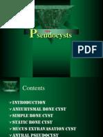 36 Pseudocysts
