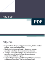 Tutorial Dry Eyes
