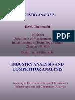 4-industry analysis