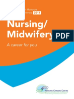 Nursing and Midwifery a Career for You 2014