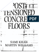 Post Tensionned Concrete Floors Butterworth