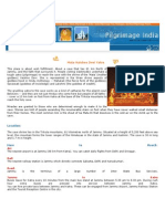 Vaishnodevi Pilgrimage India Tour