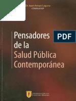 Pensadores Salud Publica JB