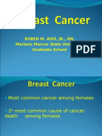 Breast cancer research papers