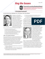 Why does FASB have Conceptual Frameworks?