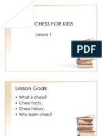 Chess Introduction