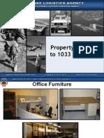 Property Available (1033 Program)
