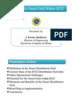 ECG Smart Grid