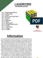 oll algorithms-pdf