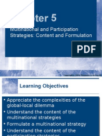 content and formulation