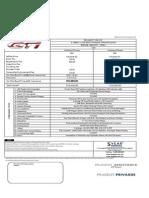 208 GTi Pricelist - Peninsular Malaysia 2013
