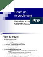 Cours microbiologieraccourci 1e¦üre anne¦üe2007