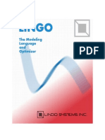 Lingo 14 Users Manual