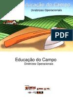 Educacao Do Campo_Diretrizes Operacionais