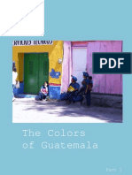 The Colors of Guatemala 1
